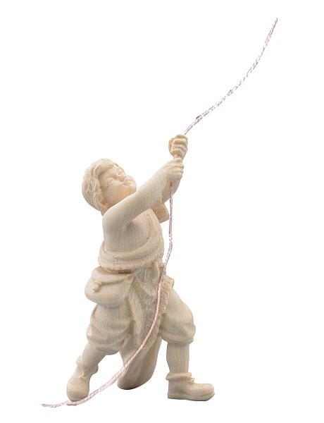 Bub mit Seil