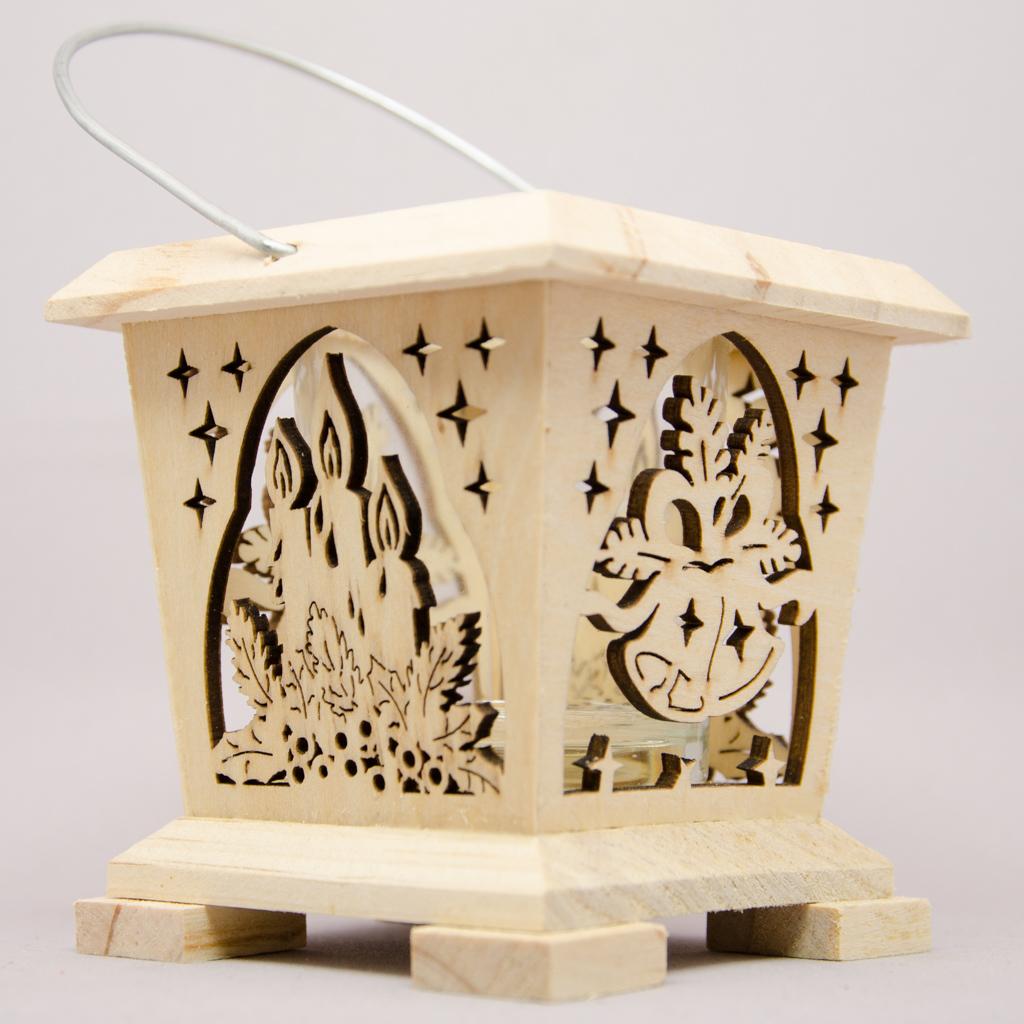 Laterne Glocken / Kerzen