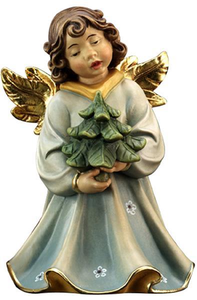 Engel mit Tannenbaum