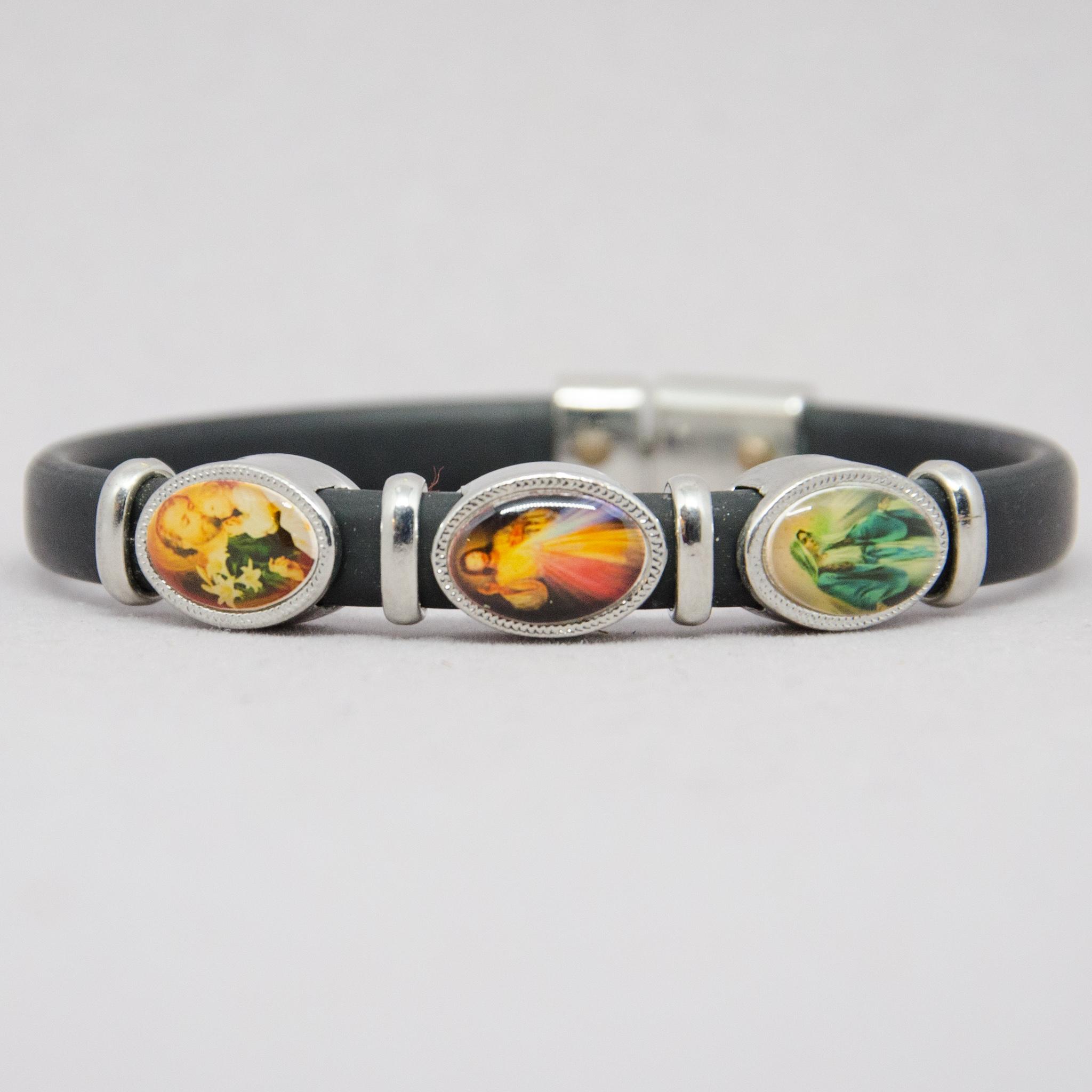 Armband - drei Heilige
