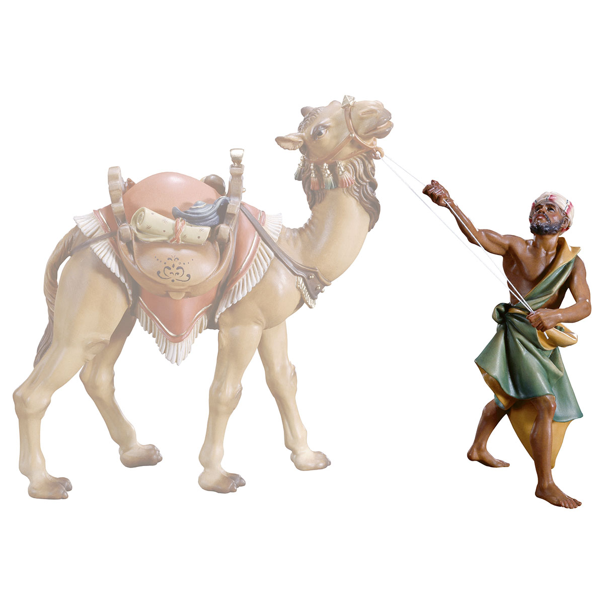 Kameltreiber (passend zu Kamel stehend)