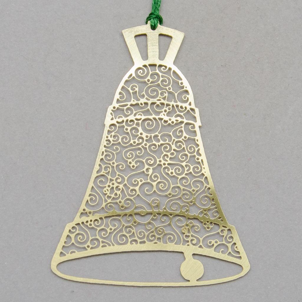 Glocke mit Spiralen