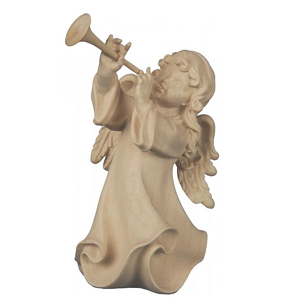 Barock Engel mit Posaune