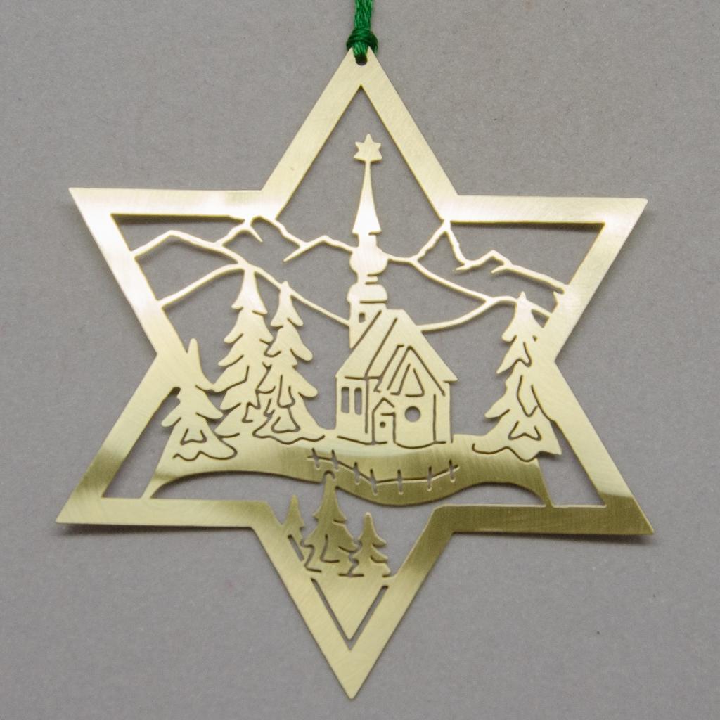 Stern mit Kapelle