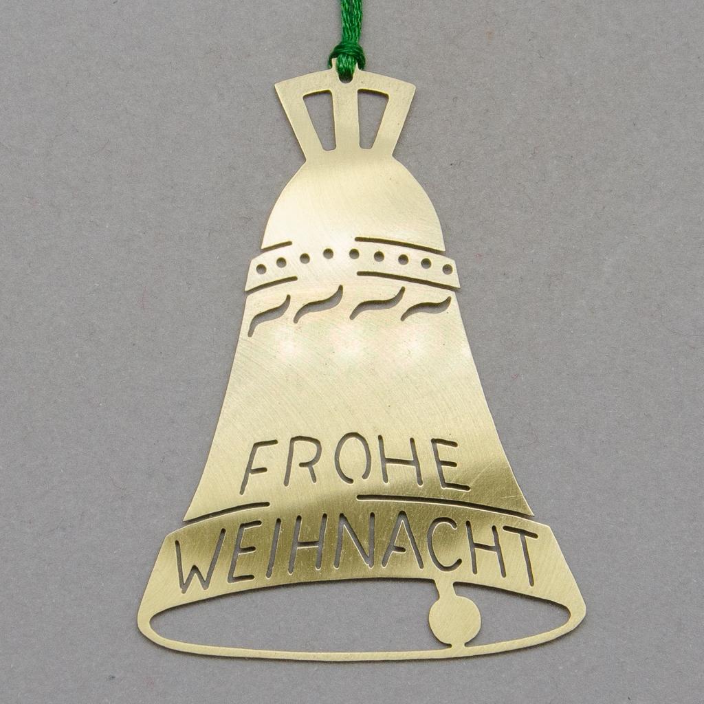 Glocke Frohe Weihnachten