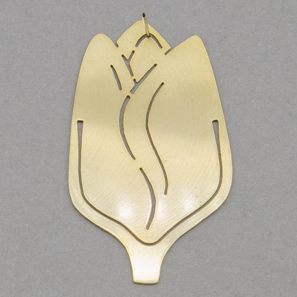 Lesezeichen - Blume