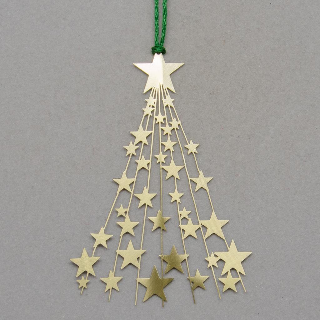Baum Sternenstrahlen