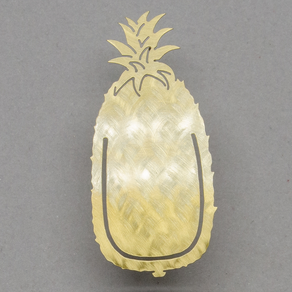 Lesezeichen - Ananas