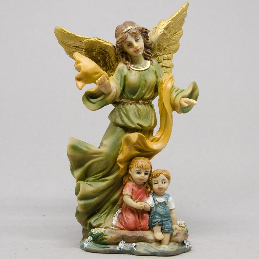 Schutzengel mit Kinder