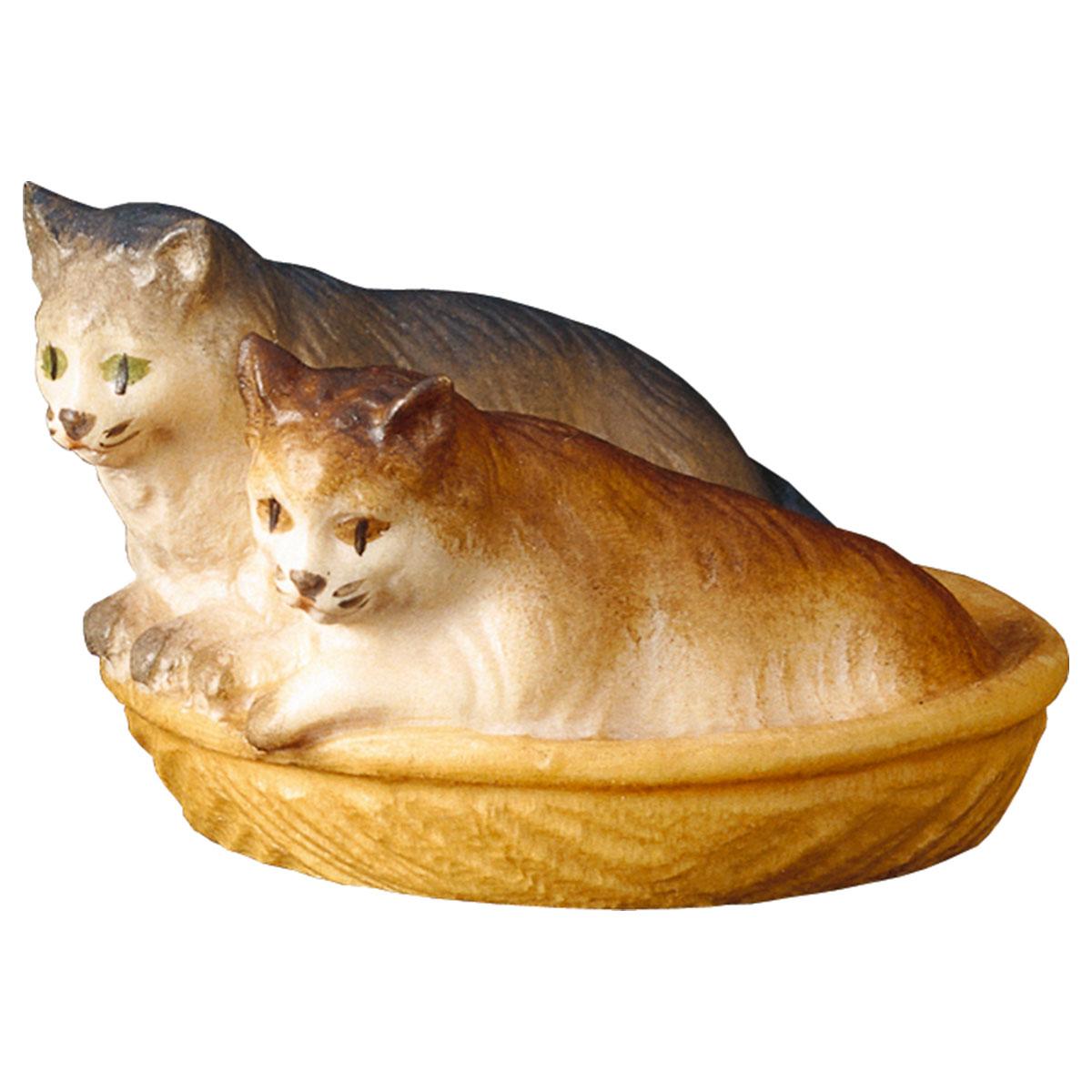 Katzen im Korb