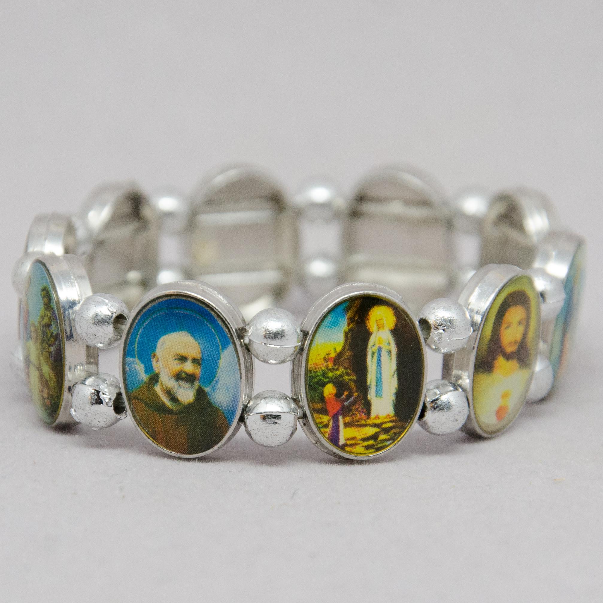 Armband - zehn Heilige