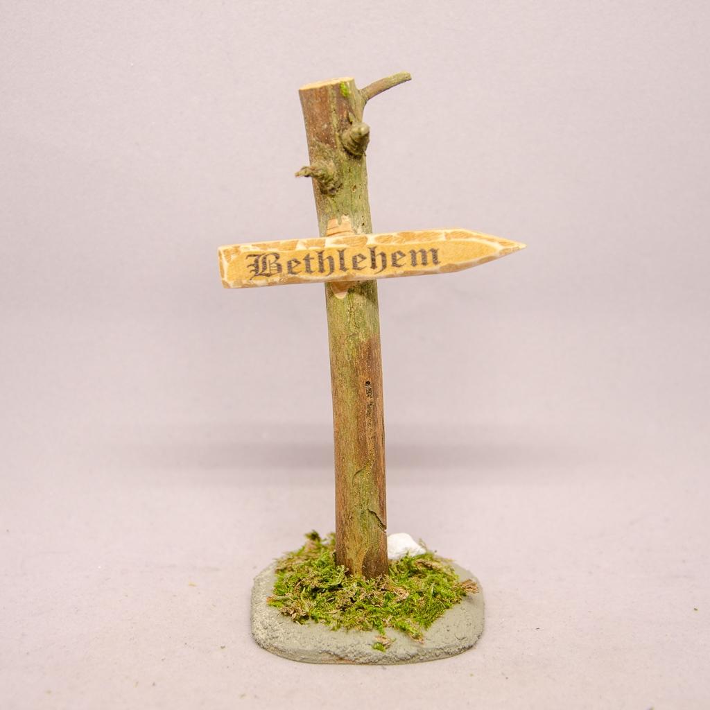 Wegweiser Bethlehem